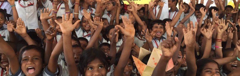 """""""Bildung ist die wirksamste Waffe, die man nutzen kann, um die Welt zu verändern"""""""