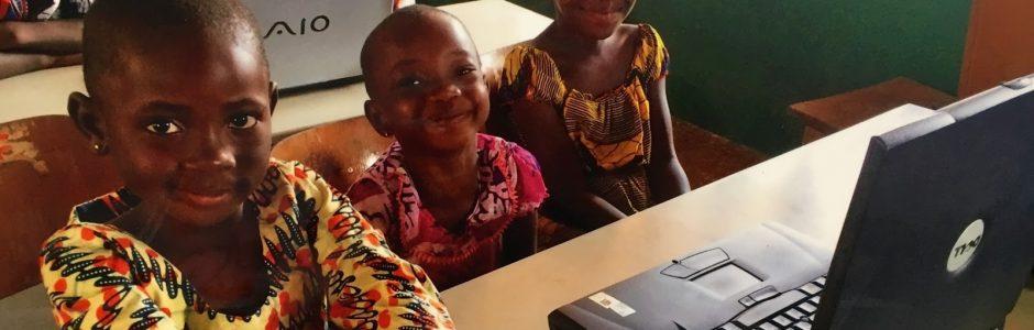 Schaffe Aufmerksamkeit in deinem lokalen Umfeld und verändere das Leben vieler Kinder