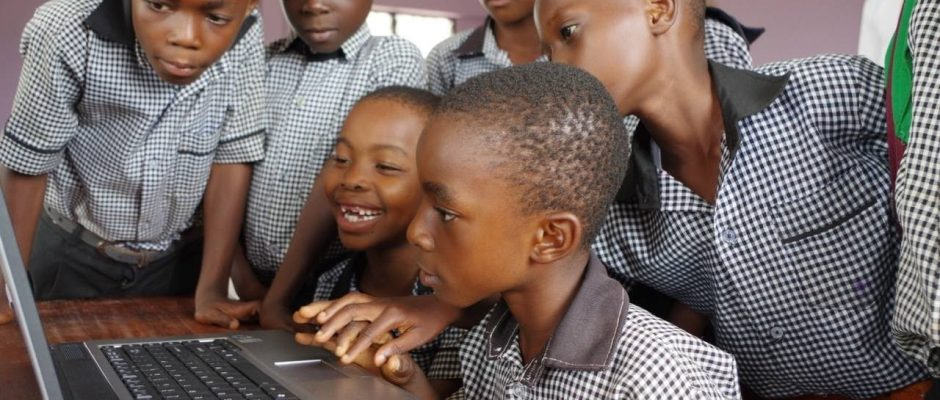 Have a laptop you no longer use? Donate it to a school project
