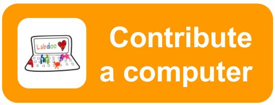 Contribute computer button