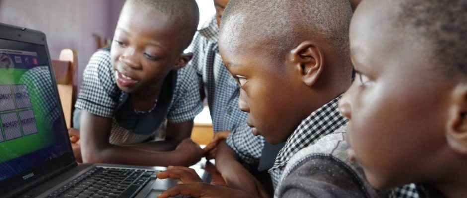 Contribute to the circular economy and enable global access to education