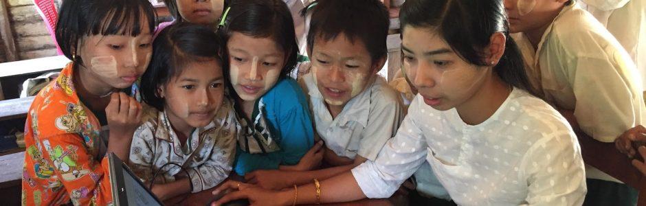 Colabora, comparte, involúcrate en una proyecto para conseguir el acceso universal a la educación
