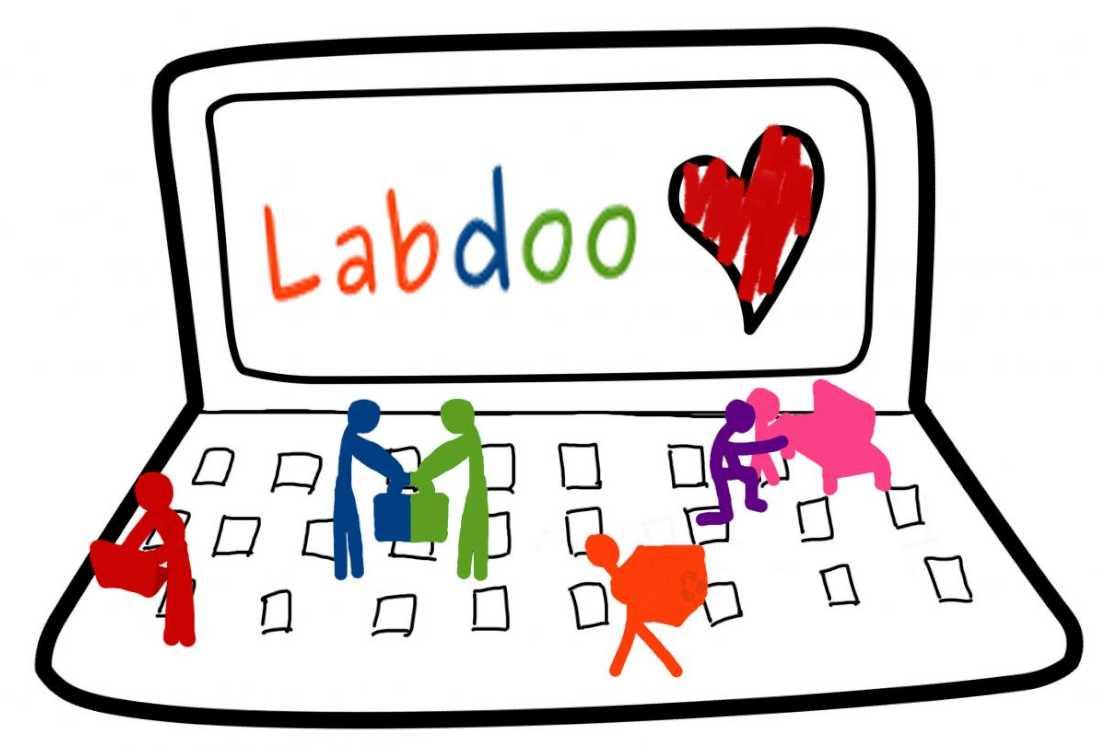 labdoo laptop logo